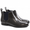 Ankle boots Sally 16 Salerno Elephant Elastic Navy HRS