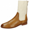 Boots Susan 69 Imola Sand Stretch Off White