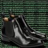 Ankle boots Marlin 4 Black Elastic Black RS Black