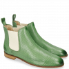Ankle boots Susan 10 Salerno Perfo Mint Green