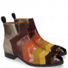 Ankle boots Ricky 6 Suede Pattini Multi