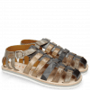 Sandals Sam 3 London Fog Grigio Camo Stone Oxygen Morning Grey