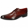 Derby shoes Toni 1 Plum Shade Black