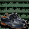 Derby shoes Henry 23  Navy Blue Sky Tassel