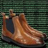Ankle boots Logan 2 Venice Crock Wood Suede Pattini Cognac