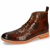Ankle boots Eddy 10 Crock Wood Rich Tan Orange
