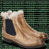 Ankle boots Amelie 5 Brazil Tan Rivets