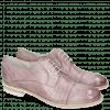 Derby shoes Amelie 2 Vegas Perfo Light Purple