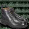 Ankle boots Matthew 7 Navy Aspen Black