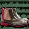 Ankle boots Amelie 13 Floret Classic Classic Nebbia Smoke Dark Pink Elastic Rose Rook D Fuxia EVA Blue