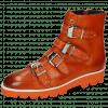 Ankle boots Susan 44 Orange Sword Buckle