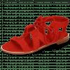 Sandals Sandra 11 Suede Chilena Woven Mastic
