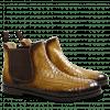 Ankle boots Susan 10 Crock Cedro Shade Dark Brown Elastic Brown HRS Brown