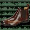 Ankle boots Sally 19 Mid Brown Nappa Aztek Bronze Chestnut