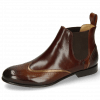 Ankle boots Sally 19 Mid Brown Nappa Aztek Bronze Chestnut