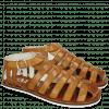 Sandals Sam 3 Vegas Tan Modica White