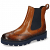 Ankle boots Jade 8 Imola Tan Shade Dark Brown