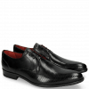 Derby shoes Toni 1 Perfo Black Modica Black