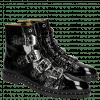 Ankle boots Susan 44 Soft Patent Oriental HRS Rivets