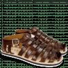 Sandals Sam 3 Mid Brown Modica
