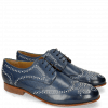 Derby shoes Sally 53 Perfo Marine