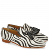 Loafers Scarlett 20 Hairon Zebra