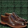 Oxford shoes Jacob 1 Dark Brown