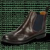 Ankle boots Selina 6 Deep Steel Elastic Navy Flex