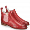 Ankle boots Susan 10 Vegas Turtle Perfo Ruby