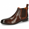 Ankle boots Amelie 4 Pisa Mid Brown Orange