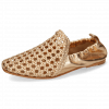 Loafers Melly 7 Mignon Nude Gold Nappa Talca