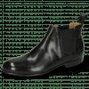 Ankle boots Sally 16 Black Elastic Black Lining Flex