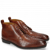 Ankle boots Greg 5 Venice Crock Tan