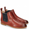Ankle boots Susan 10 Perfo Fiesta Elastic Glitter