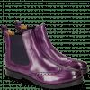 Ankle boots Amelie 5 Viola Elastic Purple