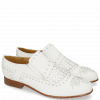 Loafers Sally 95 Milled White