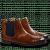 Ankle boots Susan 10 Crock Wood Elastic Navy HRS Grey