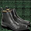 Ankle boots Marlin 25 Black Elastic Black Lining Rich Tan HRS Black
