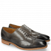 Oxford shoes Kylian 1 Grigio London Fog
