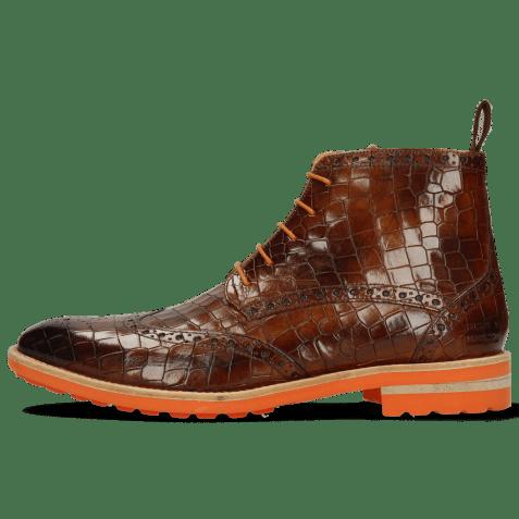 Ankle boots Eddy 10 Crock Wood Rich Tan Orange