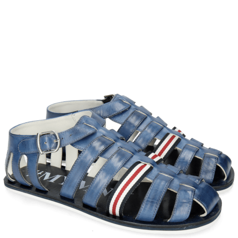 Sandals Sam 3 Marine Strap French