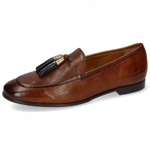 Loafers Scarlett 48 Pisa Wood Accessory Gold