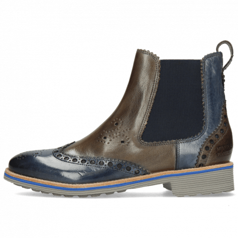 Ankle boots Amelie 50 Classic Sky Blue Grigio