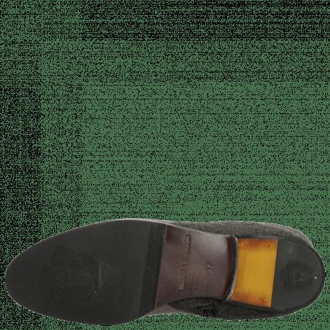 Boots Susan 71 Grigio Felt Grey HRS