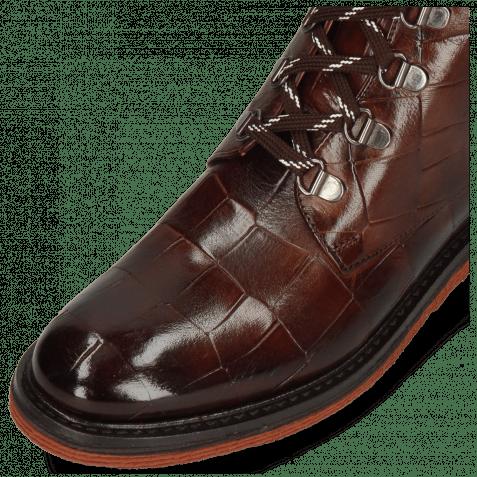 Boots Amelie 81 Turtle Mogano Tongue Fur