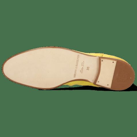Ankle boots Susan 10 Imola Perfo Margarine Elastic Lino