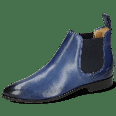 Ankle boots Jessy 1 Imola Marine Elastic Navy
