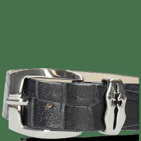 Bracelets Stark 1 Crock Navy Sword Buckle