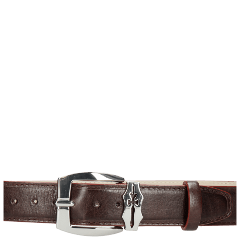 Belts Larry 1  Deep Pink Sword Buckle
