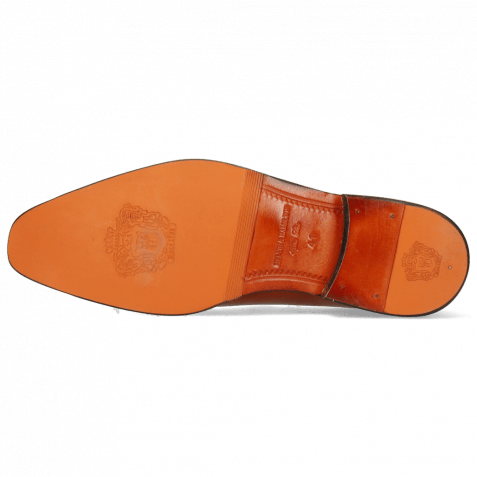 Loafers Leonardo 24 Cashmere Shade Orange Winter Orange